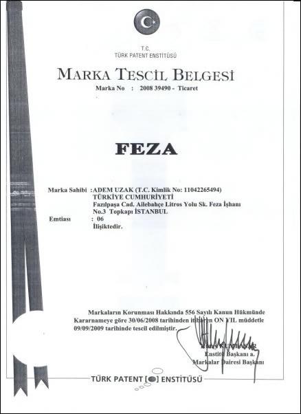 FEZA MARKA