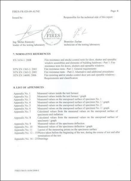 FEZA YANGIN TEST RAPORU - 5